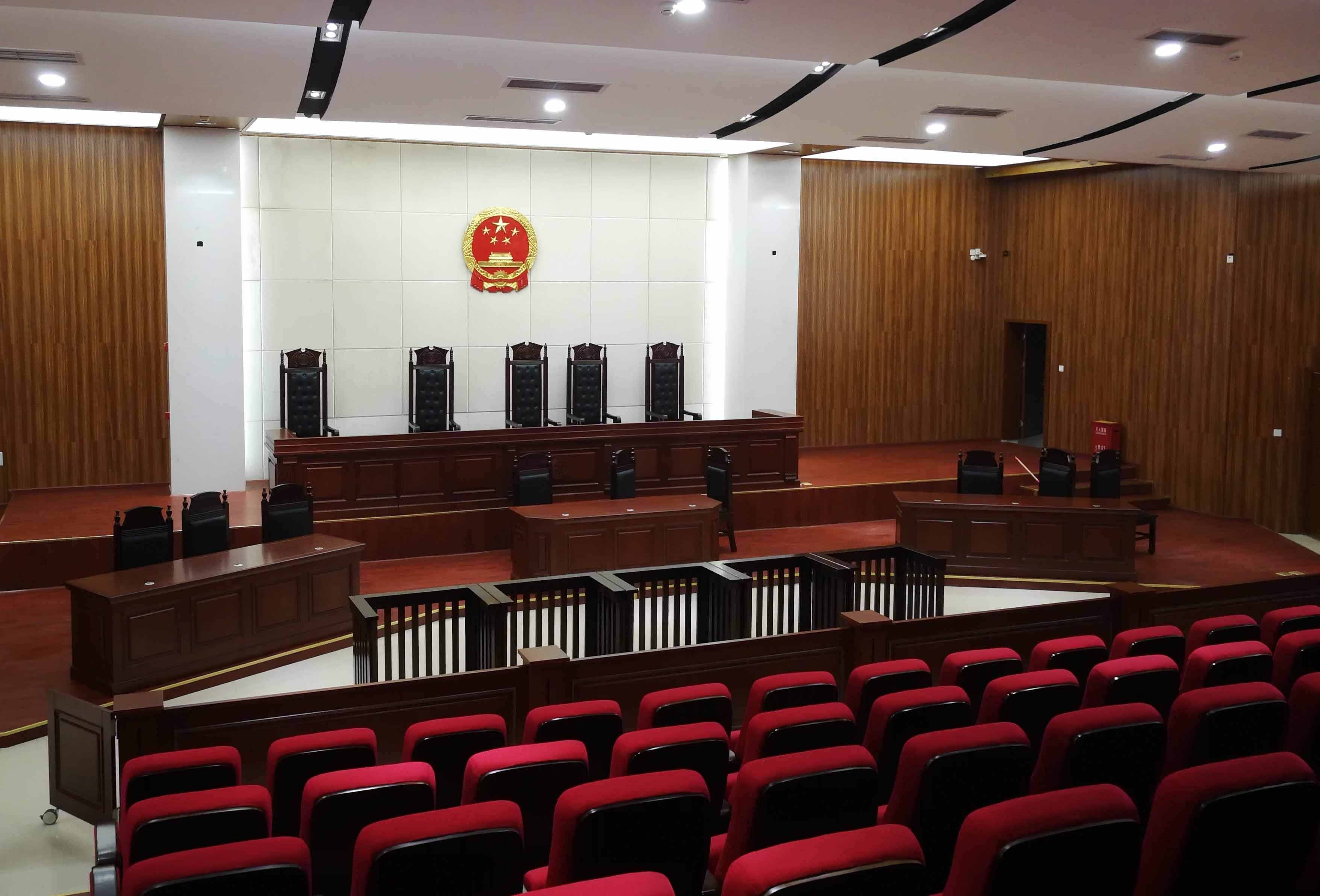 法院采购案例6