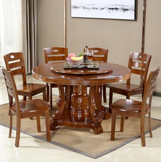 实木餐桌、金朋