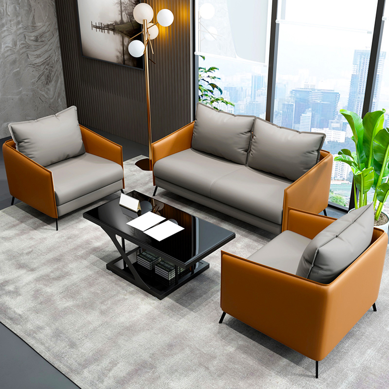 办公沙发系列、金朋